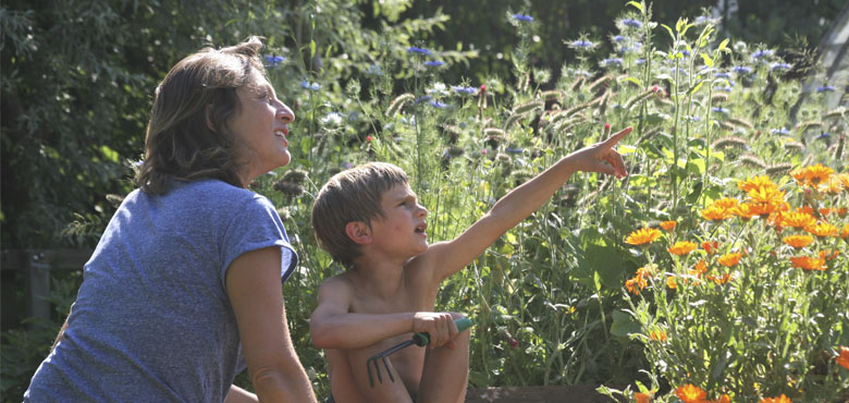 Retrouver la nature en famille